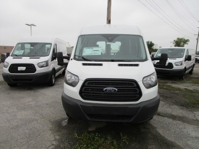 2018 Transit 350 Med Roof 4x2,  Empty Cargo Van #F31578 - photo 17