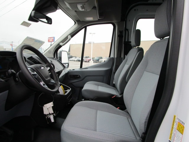 2018 Transit 350 Med Roof 4x2,  Empty Cargo Van #F31578 - photo 6