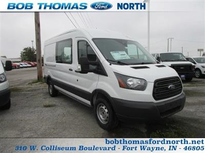 2018 Transit 350 Med Roof 4x2,  Empty Cargo Van #F31578 - photo 1