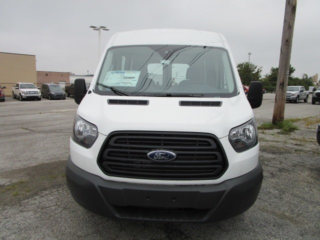2018 Transit 250 Med Roof 4x2,  Empty Cargo Van #F31579 - photo 17
