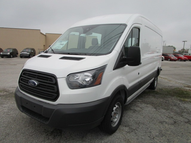 2018 Transit 250 Med Roof 4x2,  Empty Cargo Van #F31579 - photo 3