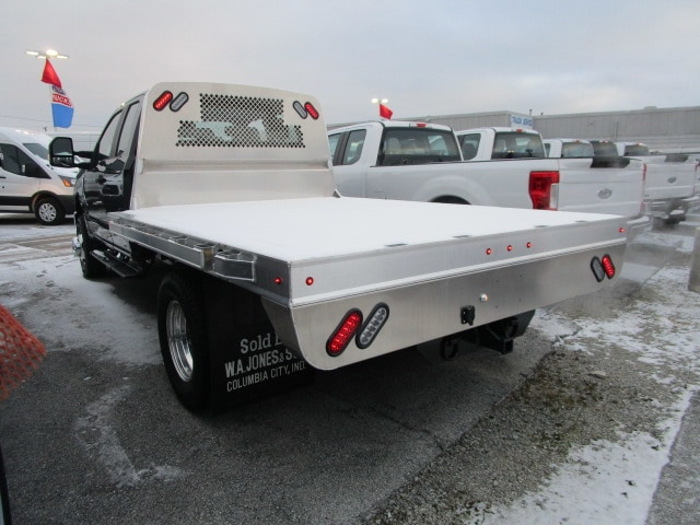 2019 F-350 Super Cab DRW 4x4,  W. A. Jones Truck Bodies & Equipment Platform Body #F31601 - photo 14