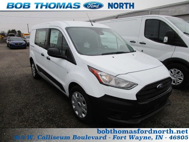 Bob Thomas Ford >> New 2019 Ford Transit Connect Empty Cargo Van For Sale In Fort Wayne