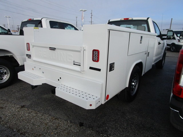 2018 F-350 Regular Cab 4x2,  Reading Service Body #F31626 - photo 2