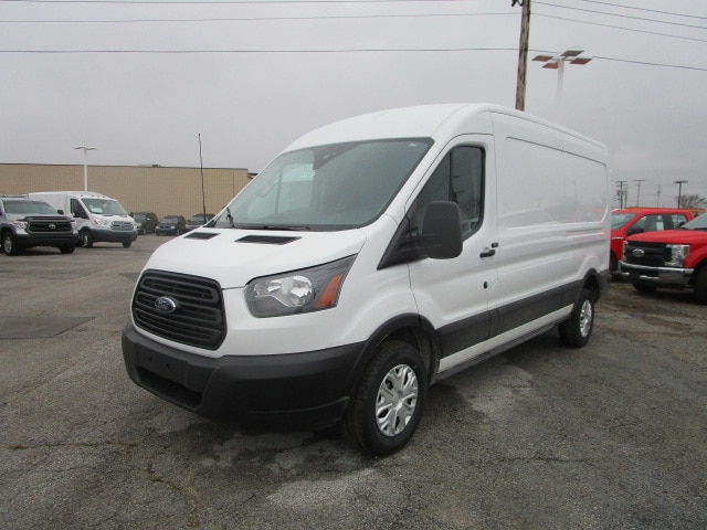 2019 Transit 250 Med Roof 4x2,  Empty Cargo Van #F31641 - photo 3