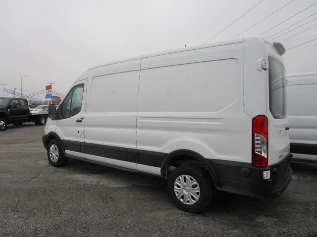 2019 Transit 250 Med Roof 4x2,  Empty Cargo Van #F31641 - photo 4
