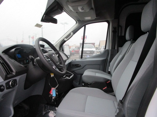 2019 Transit 250 Med Roof 4x2,  Empty Cargo Van #F31641 - photo 5