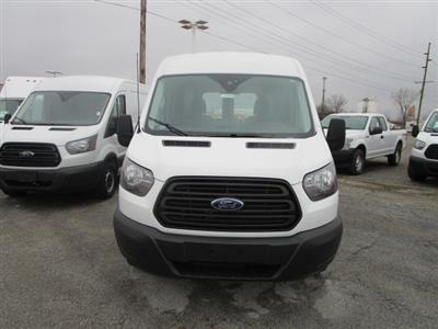 2019 Transit 250 Med Roof 4x2,  Empty Cargo Van #F31641 - photo 15