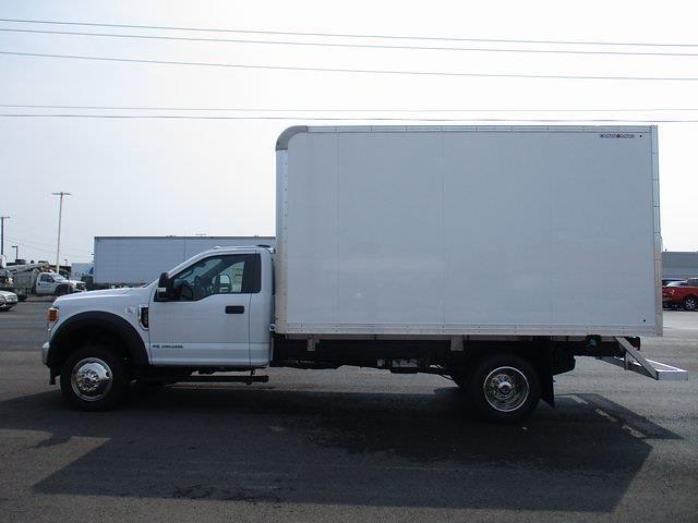 2020 F-550 Regular Cab DRW 4x4,  Cutaway Van #F31915 - photo 6