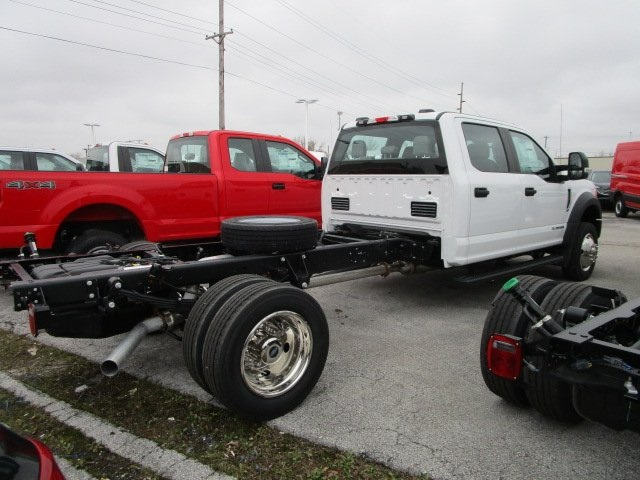 2020 Ford F-550 Crew Cab DRW 4x4, Cab Chassis #F31916 - photo 1