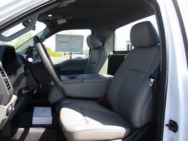 2021 F-550 Regular Cab DRW 4x4,  Cab Chassis #F32215 - photo 12