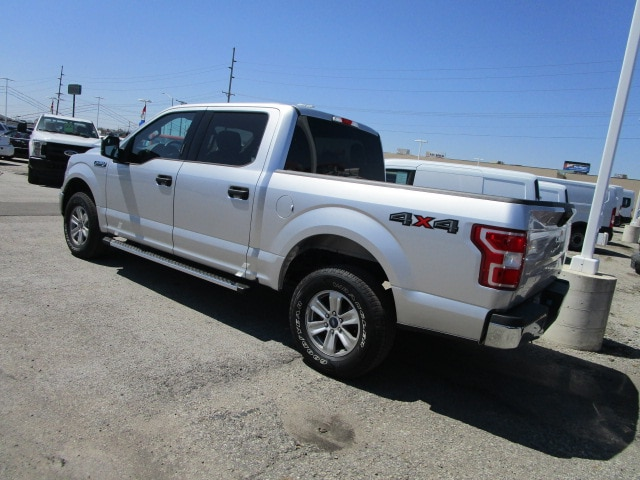 2018 F-150 SuperCrew Cab 4x4,  Pickup #F9828 - photo 4