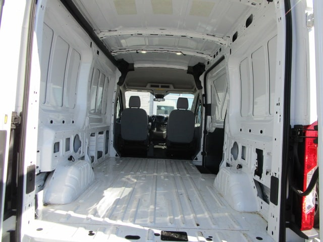 2018 Transit 250 Med Roof 4x2,  Empty Cargo Van #F9891 - photo 3