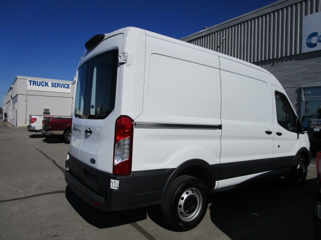 2018 Transit 250 Med Roof 4x2,  Empty Cargo Van #F9891 - photo 2