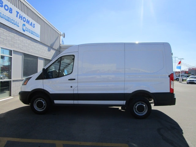 2018 Transit 250 Med Roof 4x2,  Empty Cargo Van #F9891 - photo 5