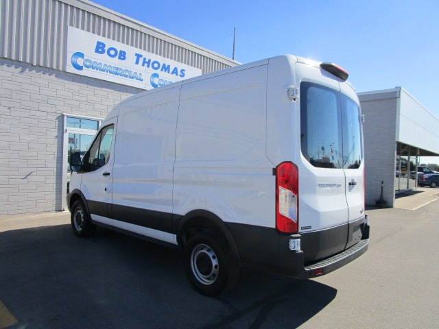 2018 Transit 250 Med Roof 4x2,  Empty Cargo Van #F9891 - photo 6