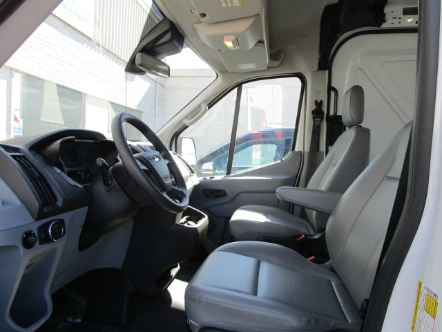 2018 Transit 250 Med Roof 4x2,  Empty Cargo Van #F9891 - photo 7