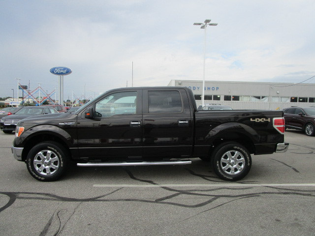 2014 F-150 SuperCrew Cab 4x4, Pickup #P5211 - photo 20