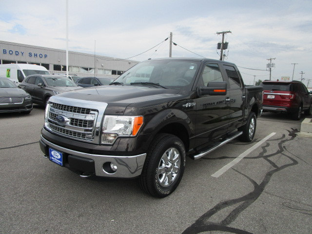 2014 F-150 SuperCrew Cab 4x4, Pickup #P5211 - photo 3
