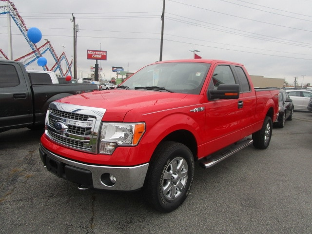 2014 F-150 Super Cab 4x4 Pickup #P5320 - photo 3