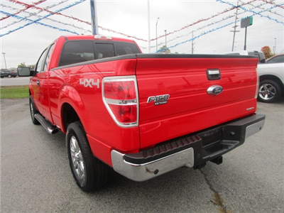 2014 F-150 Super Cab 4x4 Pickup #P5320 - photo 4