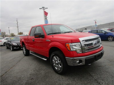 2014 F-150 Super Cab 4x4 Pickup #P5320 - photo 1