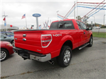 2014 F-150 Super Cab 4x4 Pickup #P5320 - photo 2