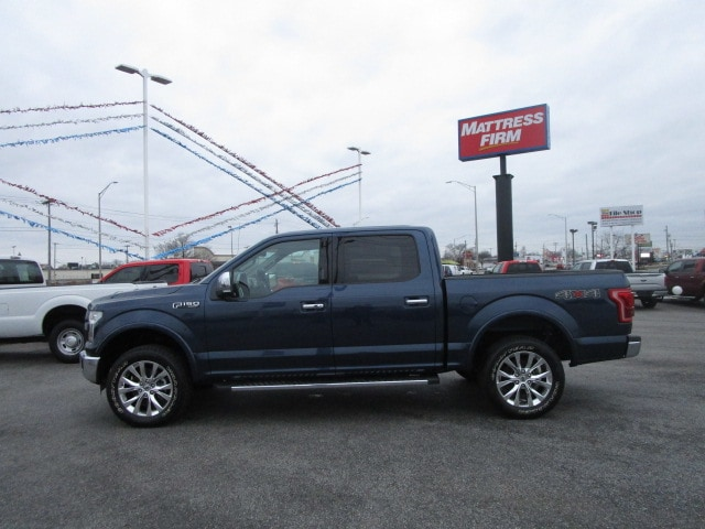 2015 F-150 Super Cab 4x4, Pickup #P5422 - photo 3