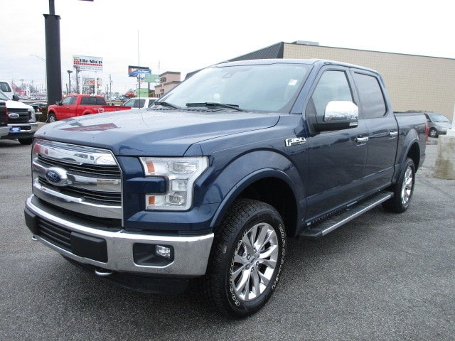 2015 F-150 Super Cab 4x4, Pickup #P5422 - photo 4