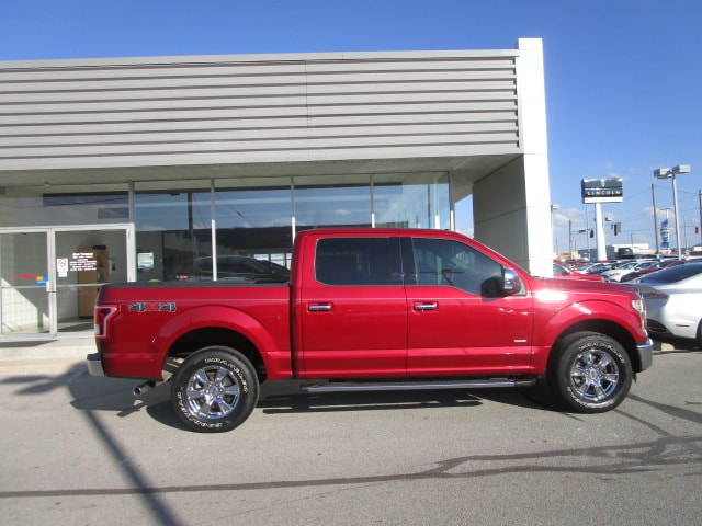 2015 F-150 SuperCrew Cab 4x4,  Pickup #P5561B - photo 5