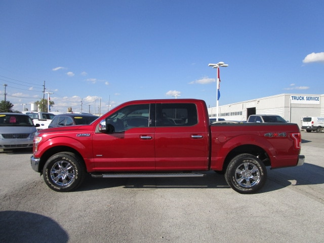 2015 F-150 SuperCrew Cab 4x4,  Pickup #P5561B - photo 6