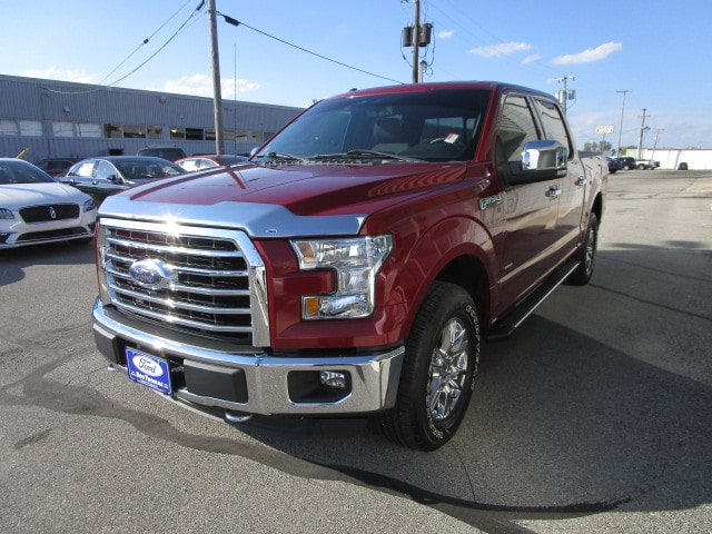 2015 F-150 SuperCrew Cab 4x4,  Pickup #P5561B - photo 3
