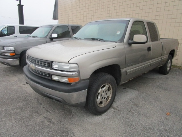 1999 Silverado 1500 Extended Cab 4x4,  Pickup #P5779B - photo 2