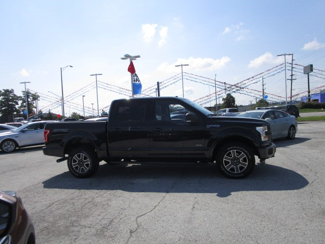 2015 F-150 SuperCrew Cab 4x4,  Pickup #P5787 - photo 5