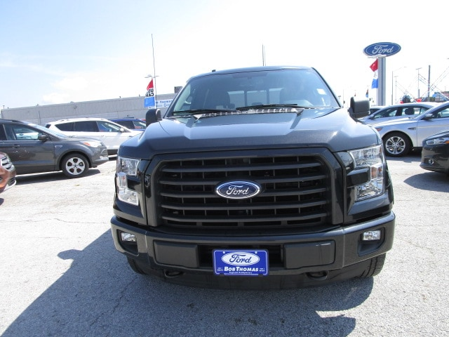 2015 F-150 SuperCrew Cab 4x4,  Pickup #P5787 - photo 7