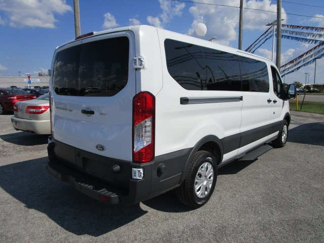 2017 Transit 350 Low Roof 4x2,  Passenger Wagon #P5802 - photo 2