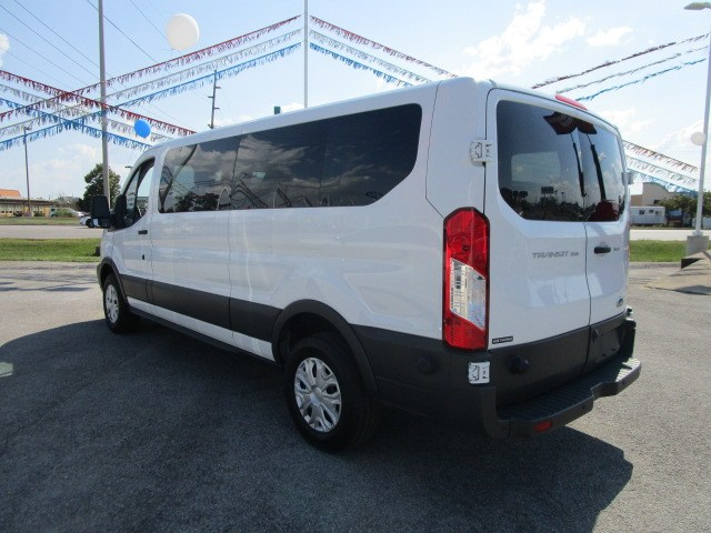 2017 Transit 350 Low Roof 4x2,  Passenger Wagon #P5802 - photo 5