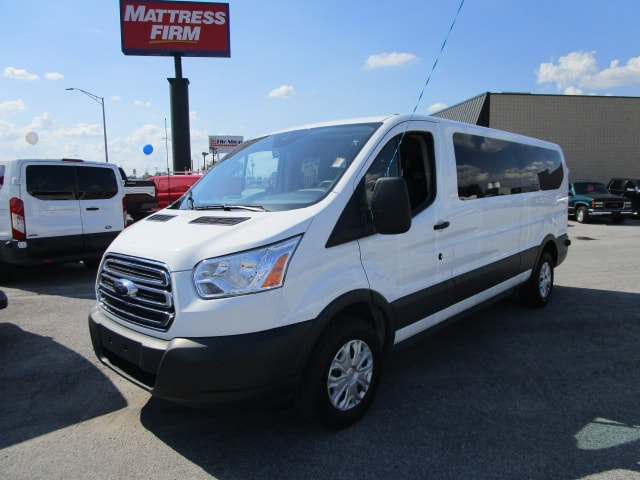 2017 Transit 350 Low Roof 4x2,  Passenger Wagon #P5802 - photo 3