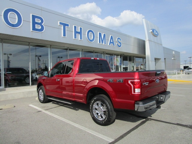 2015 F-150 Super Cab 4x4,  Pickup #P5850 - photo 4