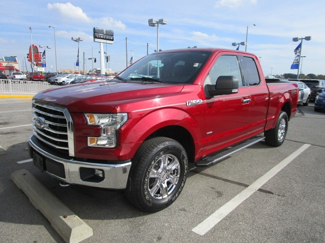 2015 F-150 Super Cab 4x4,  Pickup #P5850 - photo 3