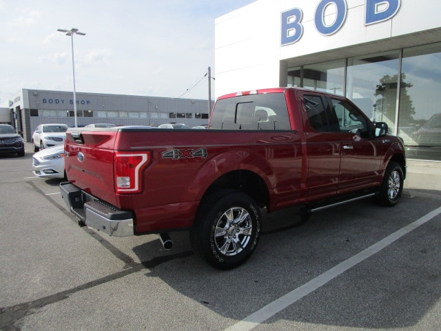 2015 F-150 Super Cab 4x4,  Pickup #P5850 - photo 2