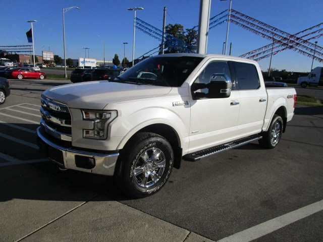 2015 F-150 SuperCrew Cab 4x4,  Pickup #P5881 - photo 5
