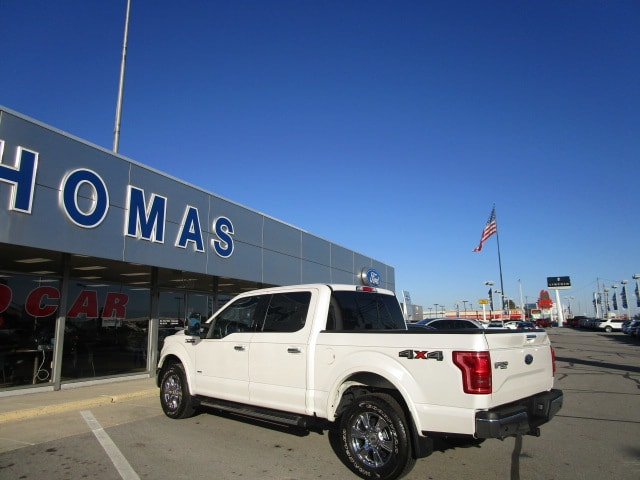 2015 F-150 SuperCrew Cab 4x4,  Pickup #P5881 - photo 4