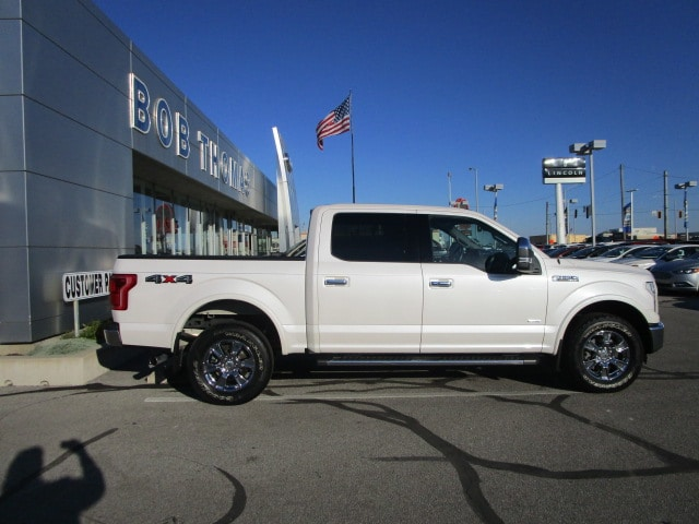 2015 F-150 SuperCrew Cab 4x4,  Pickup #P5881 - photo 6
