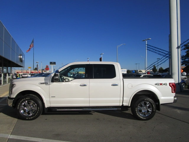 2015 F-150 SuperCrew Cab 4x4,  Pickup #P5881 - photo 3