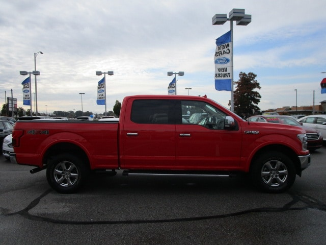 2018 F-150 SuperCrew Cab 4x4,  Pickup #P5887 - photo 25