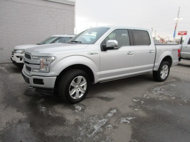 2018 F-150 SuperCrew Cab 4x4,  Pickup #P5951 - photo 3