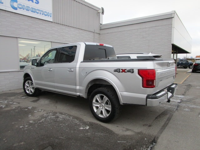 2018 F-150 SuperCrew Cab 4x4,  Pickup #P5951 - photo 5