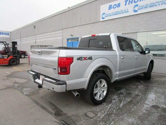 2018 F-150 SuperCrew Cab 4x4,  Pickup #P5951 - photo 2