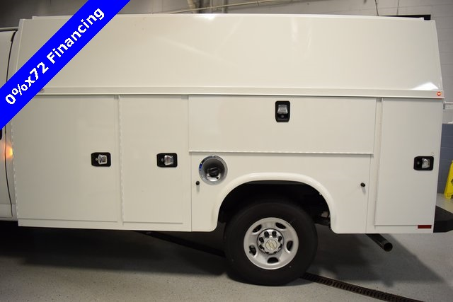 2016 Express 3500, Knapheide Service Utility Van #166759 - photo 8